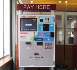 Pay Station