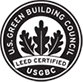 LEED Certified - U.S. Green Building Council