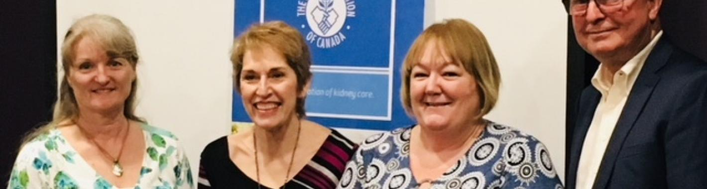 Bluewater Health Honoured by The Kidney Foundation of Canada, Sarnia Lambton Chapter